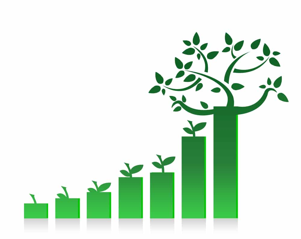 Sustainability Is The Key To Transformational Business Growth on Green Environmental Clip Art